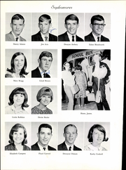 Henrietta High School - Bearcat Yearbook (Henrietta, TX) online yearbook collection, 1967 Edition, Page 34