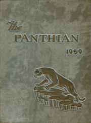 Hermitage High School - Panthian Yearbook (Richmond, VA) online yearbook collection, 1959 Edition, Page 1
