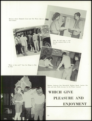 Hermitage High School - Panthian Yearbook (Richmond, VA) online yearbook collection, 1959 Edition, Page 15 of 212