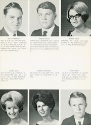 Hermleigh High School - Cardinal Call Yearbook (Hermleigh, TX) online yearbook collection, 1968 Edition, Page 17