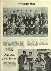 Herreid High School - Herreinette Yearbook (Herreid, SD) online yearbook collection, 1951 Edition, Page 15