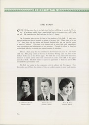 Hershey High School - Choclatier Yearbook (Hershey, PA) online yearbook collection, 1932 Edition, Page 16 of 152