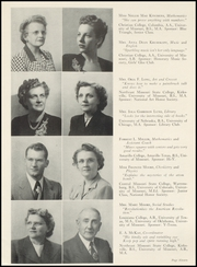 Hickman High School - Cresset Yearbook (Columbia, MO) online yearbook collection, 1950 Edition, Page 15 of 136