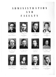 High Point University - Zenith Yearbook (High Point, NC) online yearbook collection, 1941 Edition, Page 16