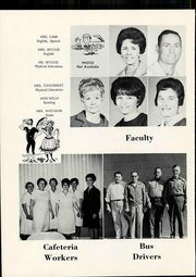 Highland Park High School - Hornet Yearbook (Amarillo, TX) online yearbook collection, 1969 Edition, Page 6
