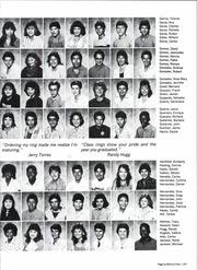 Gibbs High School Class Ring