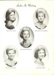 Hillcrest High School - Hilltopper Yearbook (Simpsonville, SC) online yearbook collection, 1961 Edition, Page 183 of 262