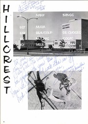 Hillcrest High School - Panther Yearbook (Dallas, TX) online yearbook collection, 1964 Edition, Page 8