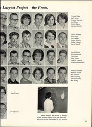 Hillsdale High School - Echo Yearbook (Jeromesville, OH) online yearbook collection, 1966 Edition, Page 55