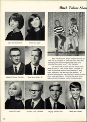 Hillsdale High School - Echo Yearbook (Jeromesville, OH) online yearbook collection, 1966 Edition, Page 62 of 172