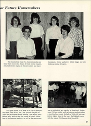 Hillsdale High School - Echo Yearbook (Jeromesville, OH) online yearbook collection, 1966 Edition, Page 93