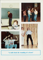 Hillsdale High School - Echo Yearbook (Jeromesville, OH) online yearbook collection, 1983 Edition, Page 11