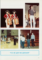 Hillsdale High School - Echo Yearbook (Jeromesville, OH) online yearbook collection, 1983 Edition, Page 17