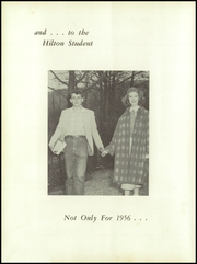 Hilton High School - Hiltonian Yearbook (Hiltons, VA) online yearbook collection, 1956 Edition, Page 10
