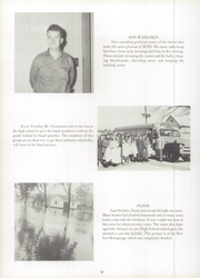 Hinckley High School - Echoes Yearbook (Hinckley, IL) online yearbook collection, 1955 Edition, Page 14
