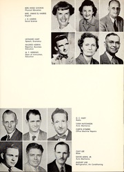 Hinds Community College - Eagle Yearbook (Raymond, MS) online yearbook collection, 1955 Edition, Page 17 of 136