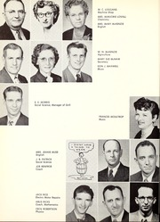 Hinds Community College - Eagle Yearbook (Raymond, MS) online yearbook collection, 1955 Edition, Page 18