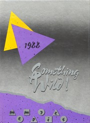 Hobart Senior High School - Memories Yearbook (Hobart, IN) online yearbook collection, 1988 Edition, Cover