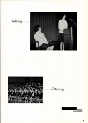 Hockaday High School - Cornerstones Yearbook (Dallas, TX) online yearbook collection, 1963 Edition, Page 13 of 232