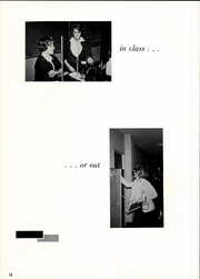 Hockaday High School - Cornerstones Yearbook (Dallas, TX) online yearbook collection, 1963 Edition, Page 14