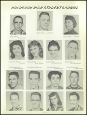 Holbrook High School - Round Up Yearbook (Holbrook, AZ) online yearbook collection, 1959 Edition, Page 17