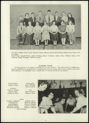 Holden High School - Clarion Yearbook (Holden, MA) online yearbook collection, 1954 Edition, Page 8