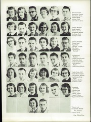 Holland Christian High School - Footprints Yearbook (Holland, MI) online yearbook collection, 1954 Edition, Page 43