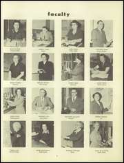 Holley High School - Hollyleaf Yearbook (Holley, NY) online yearbook collection, 1952 Edition, Page 7