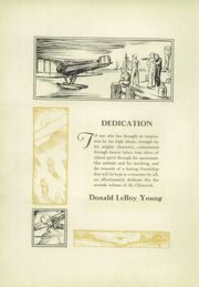 Hollidaysburg High School - Chimrock Yearbook (Hollidaysburg, PA) online yearbook collection, 1930 Edition, Page 8 of 192