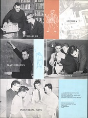 Holy Cross High School - The Cross Yearbook (Flushing, NY) online yearbook collection, 1960 Edition, Page 13