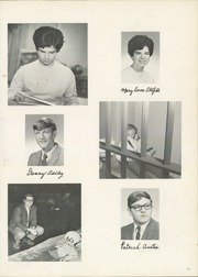 Holy Family High School - Crusader Yearbook (Massena, NY) online yearbook collection, 1969 Edition, Page 17 of 110