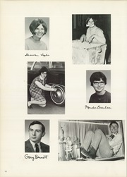 Holy Family High School - Crusader Yearbook (Massena, NY) online yearbook collection, 1969 Edition, Page 18