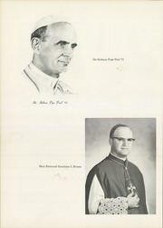 Holy Family High School - Crusader Yearbook (Massena, NY) online yearbook collection, 1969 Edition, Page 6