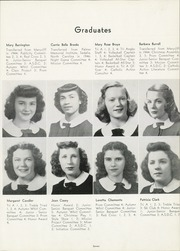 Holy Names Academy - Manakata Yearbook (Spokane, WA) online yearbook collection, 1947 Edition, Page 11