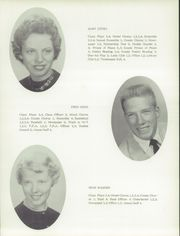 Homer High School - Cavalier Yearbook (Homerville, OH) online yearbook collection, 1958 Edition, Page 17