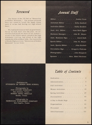 Hondo High School - Owl Yearbook (Hondo, TX) online yearbook collection, 1959 Edition, Page 7