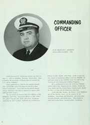 Hooper (DE 1026) - Naval Cruise Book online yearbook collection, 1967 Edition, Page 10