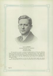 Hoopeston High School - Picayune Yearbook (Hoopeston, IL) online yearbook collection, 1926 Edition, Page 10
