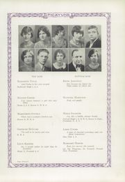 Hoopeston High School - Picayune Yearbook (Hoopeston, IL) online yearbook collection, 1929 Edition, Page 17