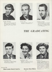 Hoopeston High School - Picayune Yearbook (Hoopeston, IL) online yearbook collection, 1951 Edition, Page 12