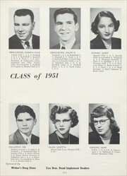 Hoopeston High School - Picayune Yearbook (Hoopeston, IL) online yearbook collection, 1951 Edition, Page 13 of 88