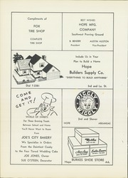 Hope High School - Bobcat Yearbook (Hope, AR) online yearbook collection, 1954 Edition, Page 184
