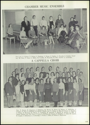 Horace Greeley High School - Quaker Yearbook (Chappaqua, NY) online yearbook collection, 1960 Edition, Page 123 of 200