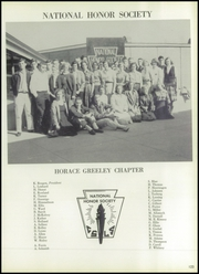 Horace Greeley High School - Quaker Yearbook (Chappaqua, NY) online yearbook collection, 1960 Edition, Page 127