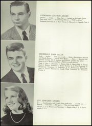 Horace Greeley High School - Quaker Yearbook (Chappaqua, NY) online yearbook collection, 1960 Edition, Page 28