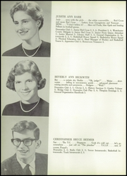 Horace Greeley High School - Quaker Yearbook (Chappaqua, NY) online yearbook collection, 1960 Edition, Page 30 of 200
