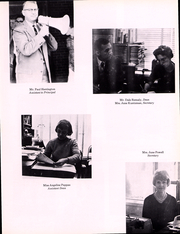 Horace Greeley High School - Quaker Yearbook (Chappaqua, NY) online yearbook collection, 1965 Edition, Page 12