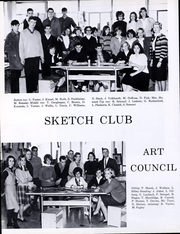 Horace Greeley High School - Quaker Yearbook (Chappaqua, NY) online yearbook collection, 1965 Edition, Page 125
