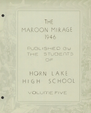 Horn Lake High School - Challenge Yearbook (Horn Lake, MS) online yearbook collection, 1946 Edition, Page 7