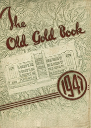 Hot Springs High School - Old Gold Book Yearbook (Hot Springs, AR) online yearbook collection, 1947 Edition, Page 1